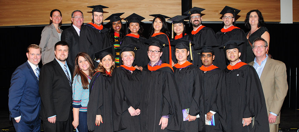 A Picture of Master Degree Graduates