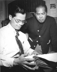 Joe Badaua 1952