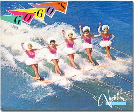 Cover of Go-Gos Vacation