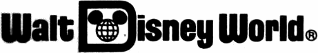 Vintage Disney World Logo Brought In Line To Corporate Brand Uniformity