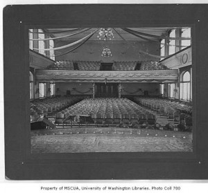Auditorium (Denny hall)