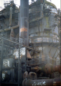 Gas Works 2001
