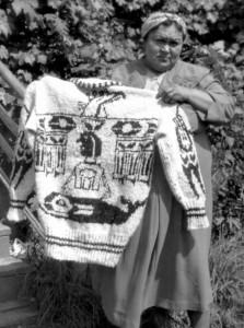 Cowichan-Knitter