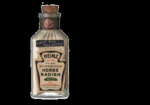 Heinz 57 horseradish