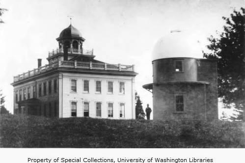 Theodor(e) Jacobsen (Jacobson?) Observatory | Sara Gonzalez