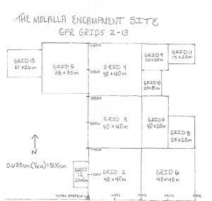 GPR grids molalla