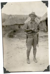 American archaeologist William Duncan Strong (1899-1962)