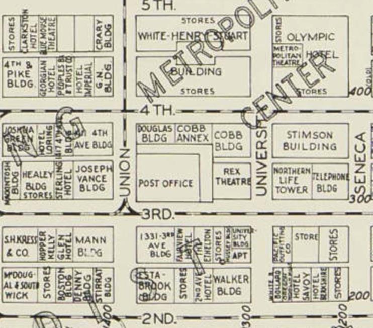 1939 map seattle   Sara Gonzalez
