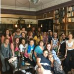 Kaylen and her study abroad cohort