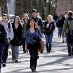 UW students, credit: KPLU
