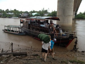 Loading up for Mekong studies