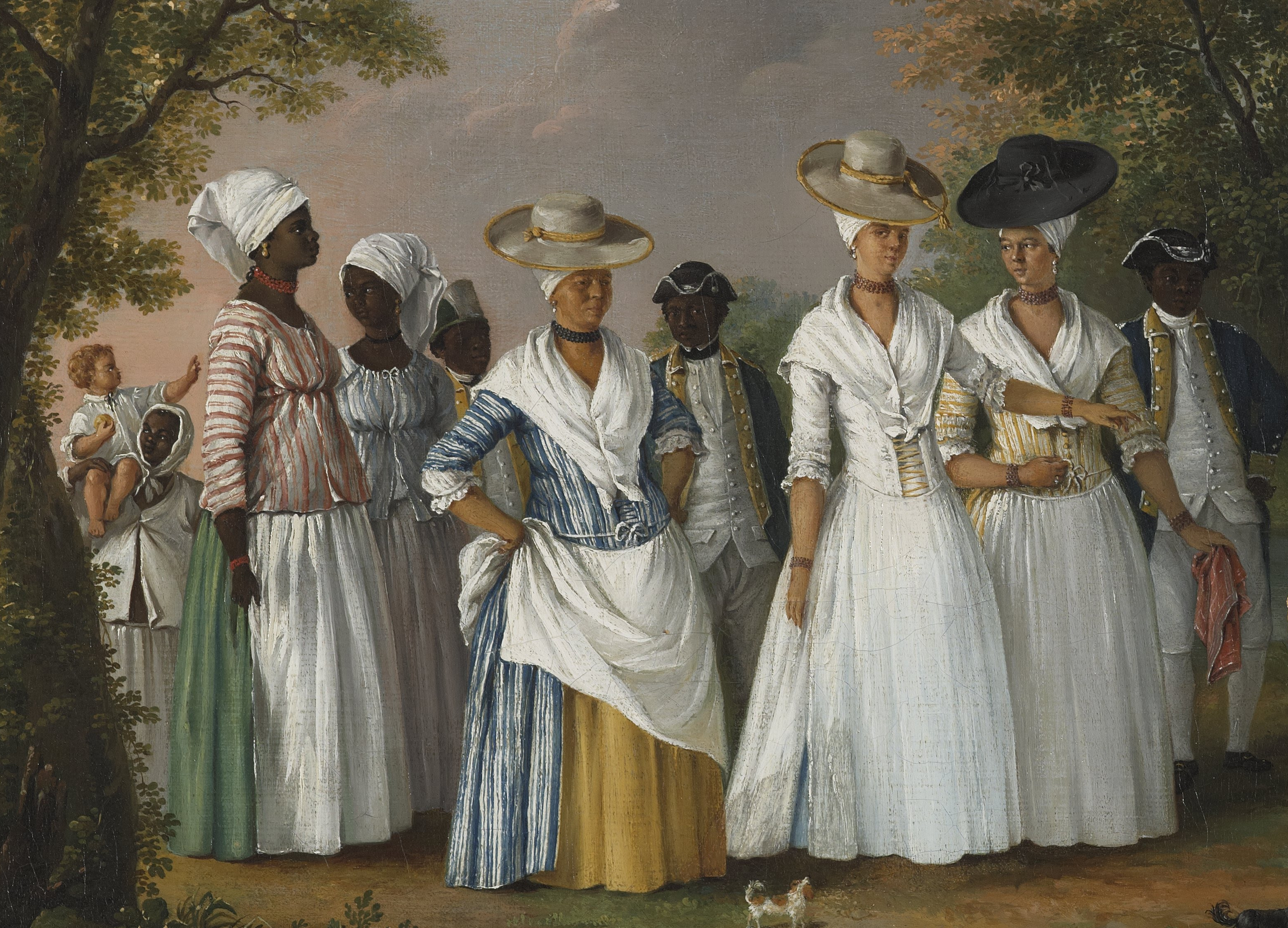 A discourse on slave women and their environment how they bruniascroppeddetail sciox Image collections
