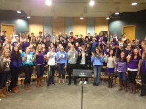 Welcome to the University of Washington, Olympia High School!