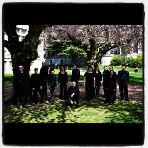 UW Grad Students 2012
