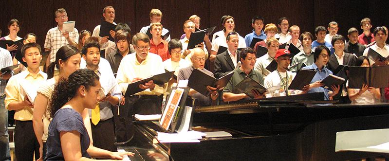UW University Singers