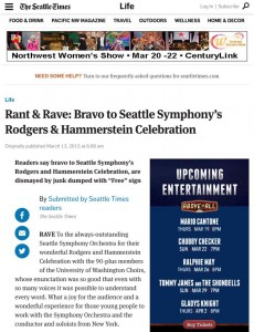 Rave Seattle POPS 2015